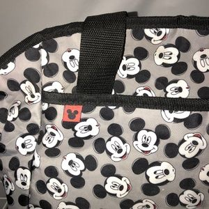 Mickey Mouse diaper bag from Disneyland